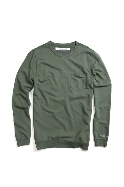 Bowery Essentials Light Weight Crewneck - FMB360