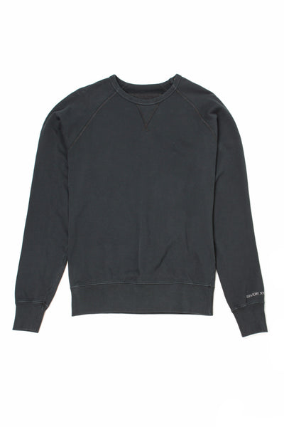 Essential Roundneck Sweat - FMB857 Vintage Black - Bowery NYC