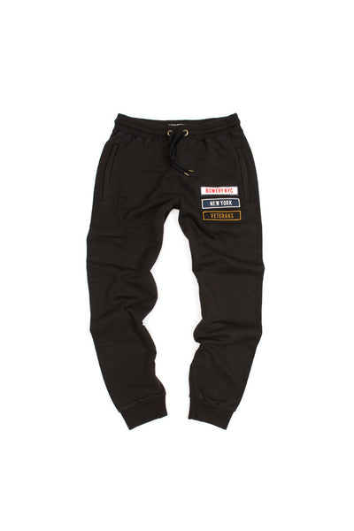 Bowery Patched Veterans Pant - PMA125