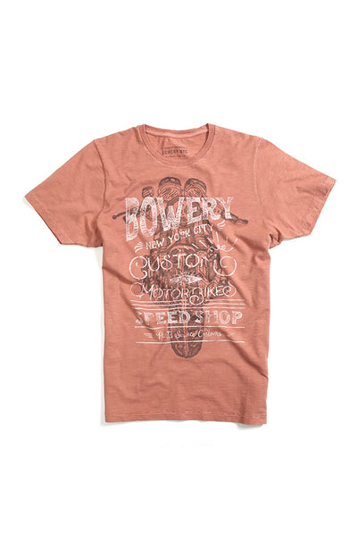 Bowery Customs Tee - TMA317