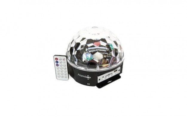 Atomic 4dj Led Ball Mini Mp3