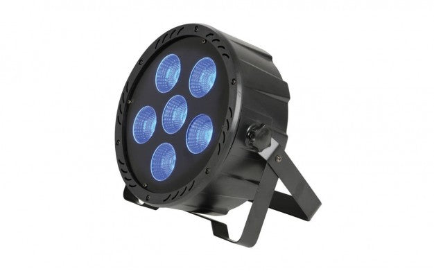 Atomic 4dj Par Slim Cob Led 6x30 Mkii