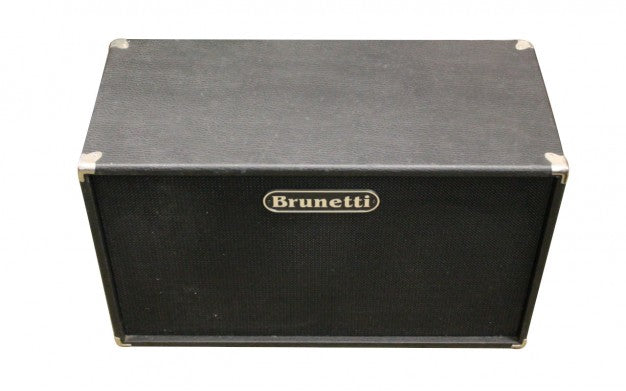 Brunetti Dual Cab 2x12 | Jensen Green Top