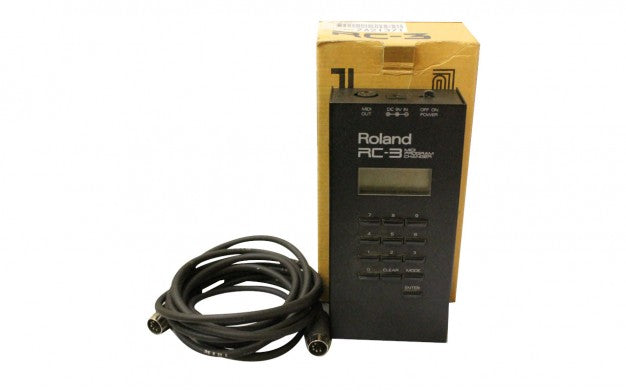 Roland Rc3 Midi Program Changer