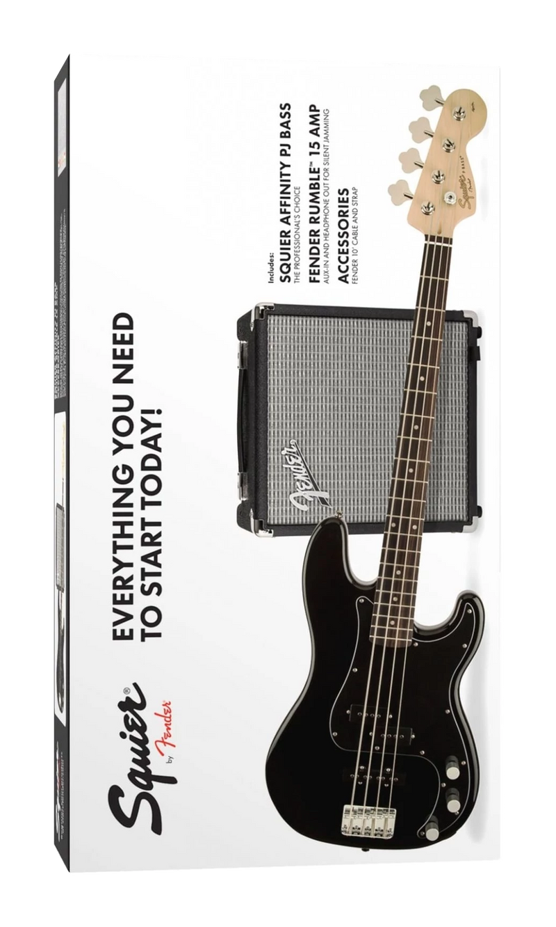 Squier Pj Bass Rumble Pack
