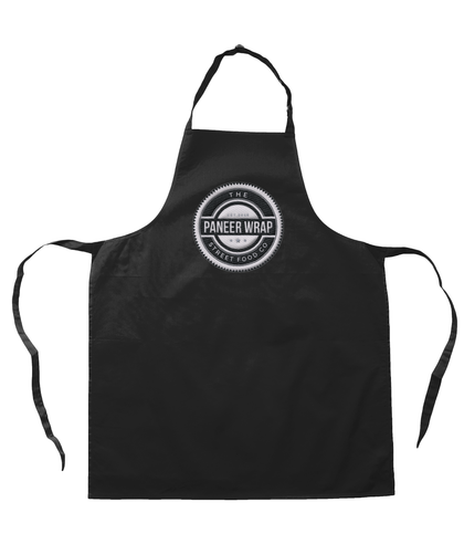 Paneer Wrap Embroidered Apron