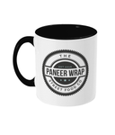 Paneer Wrap Coventry Two Toned Mug