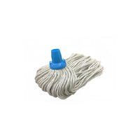 Kibble Round Mop Cotton Set Blue (300 GMS Mop)