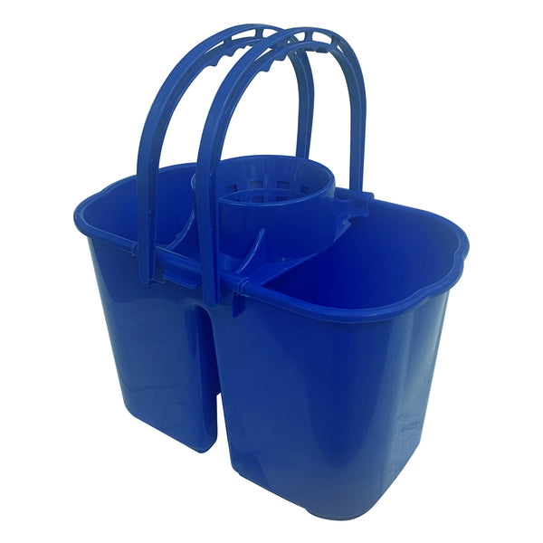 Kibble Wetto Double Bucket Blue (15 Ltrs.)