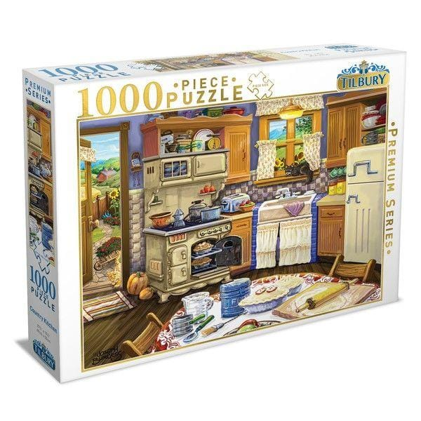 Tilbury Country Kitchen Puzzle 1000pc