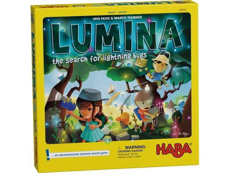 Lumina - Search for Lightning Bugs