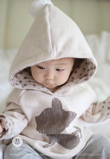 Bambi Winter Hood (6mths-4yrs old)