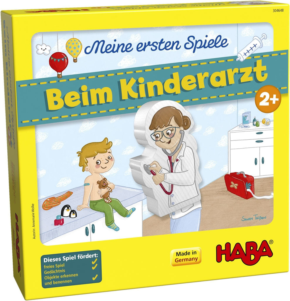 My Very First Games – At the Doctors - Beim Kinderarzt
