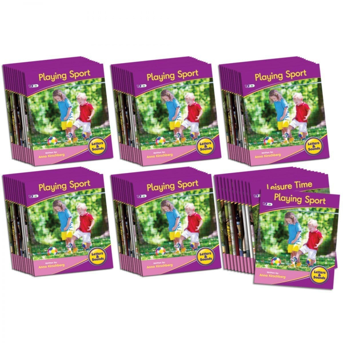 Letters and Sounds Phase 5 Set 1 Non-Fiction - 6 Pack