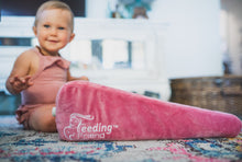 Load image into Gallery viewer, Dusty Rose Feeding Friend Nursing Pillow (LIMITED EDITION)