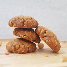 Load image into Gallery viewer, Drive Mum Nuts - Peanut butter cookies with Reeses peanut butter chips