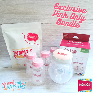 Exclusive Pink Only Bundle