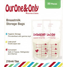 Load image into Gallery viewer, OurOne&Only - Breastmilk Storage Bags