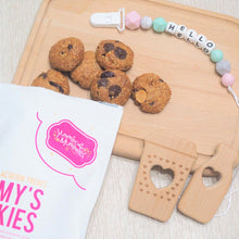 Load image into Gallery viewer, Yummies4mummies & Little Mouse Workshop - Lactation Treat + Teether Gift Set