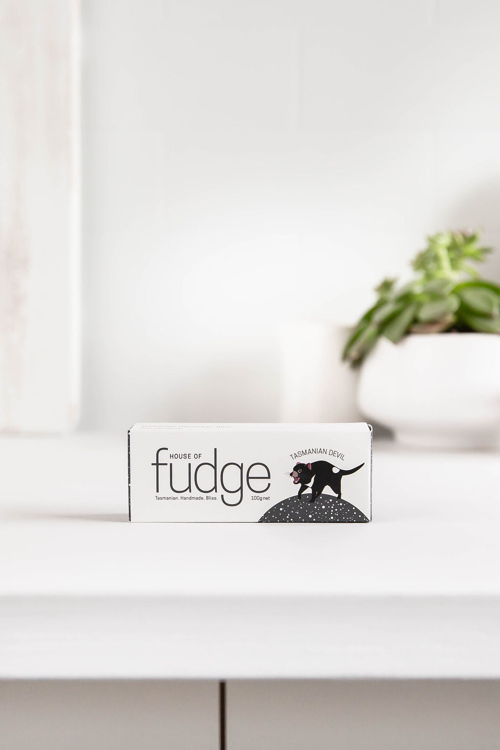House of Fudge Tasmanian Devil Rich Chocolate - December Limited Offer