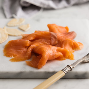 Cold Smoked Atlantic Salmon 1kg (2x 500g)