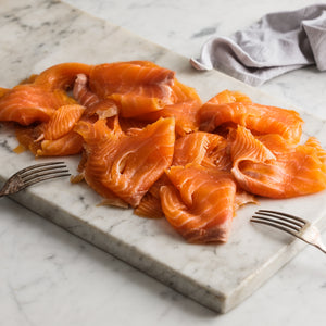 Cold Smoked Ocean Trout 1kg (2x 500g)