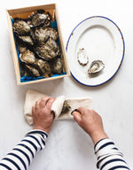 Load image into Gallery viewer, Oyster Shucker Knife
