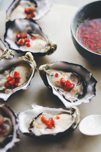 Fresh Tasmanian Oysters - Two Dozen Un-Shucked