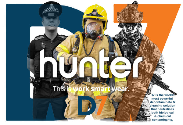 Hunter D7 Fire service