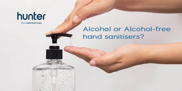 Which Hand Sanitiser Is Right For Your Organisation?
