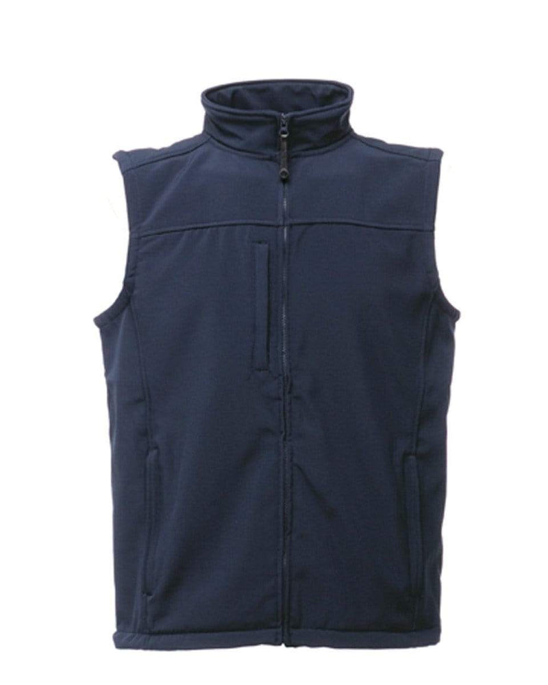 Hunter Apparel Direct Body Warmer Soft Shell Body Warmer - NAVY