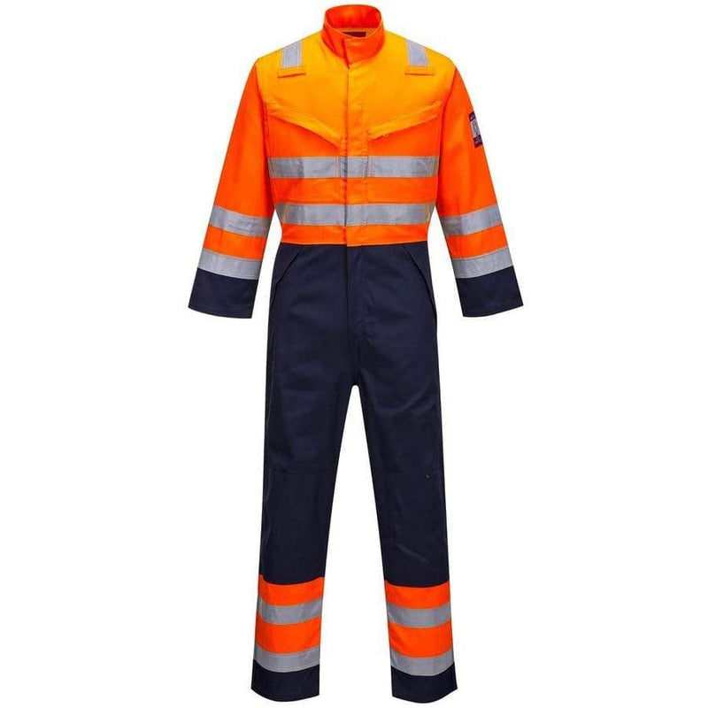 Hunter Apparel Direct Flame Retardant/Arc Flash Arch Flash Coverall