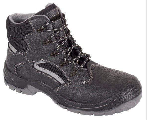 Hunter Apparel Direct Footwear Steel Toe Cap Safety Boot