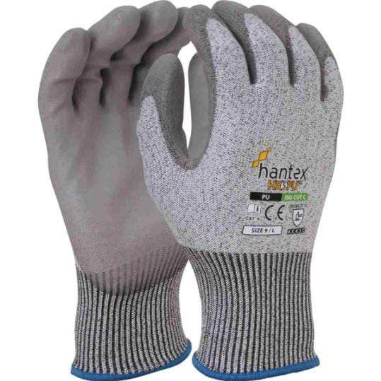 Hunter Apparel Direct Gloves Hantex Glove Cut 5