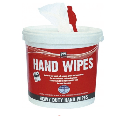 Hunter Apparel Direct Sanitisers and Wipes Hand Wipes HA5595
