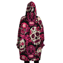 "Load image into Gallery viewer, Sugar Skull ""Snug"" Hoodie"