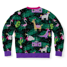 "Load image into Gallery viewer, Jingle Balls ""Ugly"" Sweatshirt"