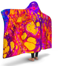 Load image into Gallery viewer, Vibrance Hooded Blanket