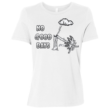 Load image into Gallery viewer, B6400 Ladies' Relaxed Jersey Short-Sleeve No Good Days T-Shirt