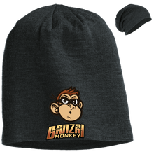 Load image into Gallery viewer, DT618 Slouch Monkey Beanie