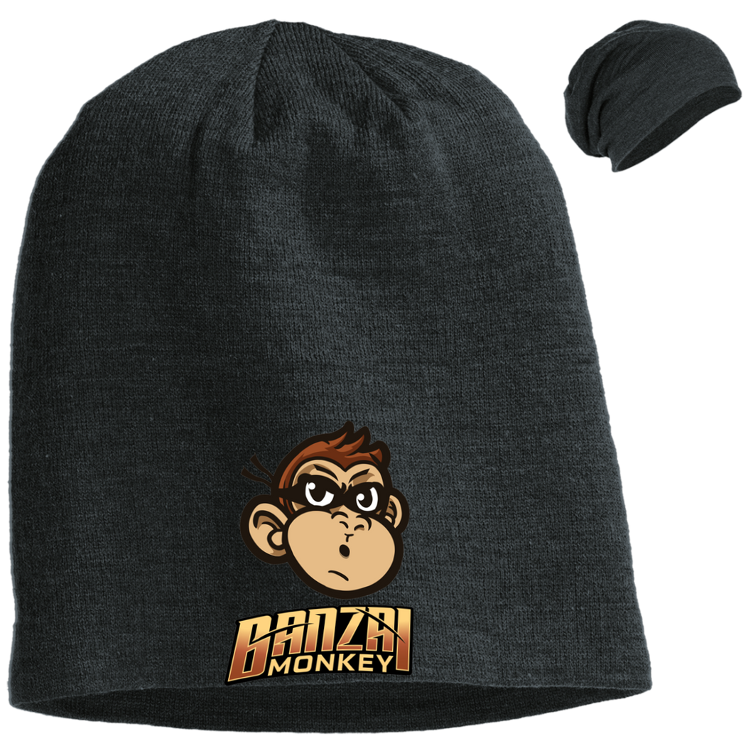 DT618 Slouch Monkey Beanie