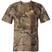 Load image into Gallery viewer, 3980 Short Sleeve Camouflage T-Shirt