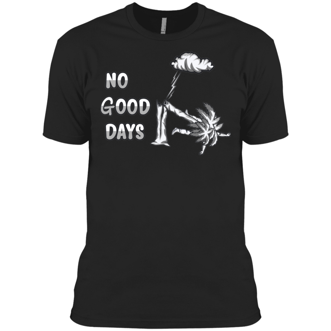3600A Men's Made in USA Cotton No good Days T-Shirt