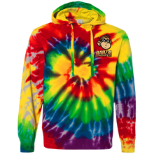 Load image into Gallery viewer, CD877 Tie-Dyed Pullover Hoodie