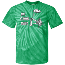 Load image into Gallery viewer, CD100 100% Cotton No Good Days Tie Dye T-Shirt