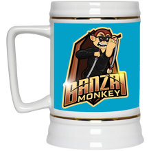Load image into Gallery viewer, 22217 Beer Stein 22oz. The drunkin' Monkey