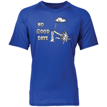 Load image into Gallery viewer, 2790 Raglan Sleeve Wicking No Good Days Shirt