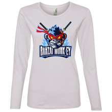 Load image into Gallery viewer, 884L Ladies' Lightweight LS T-Shirt