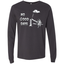 Load image into Gallery viewer, 3501 Men's Jersey LS No Good Days T-Shirt