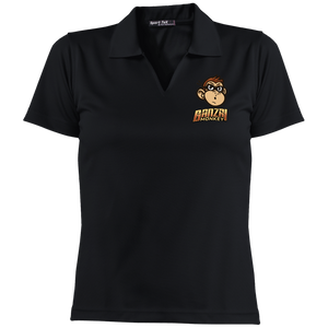 L469 Ladies' Dri-Mesh Short Sleeve Polo